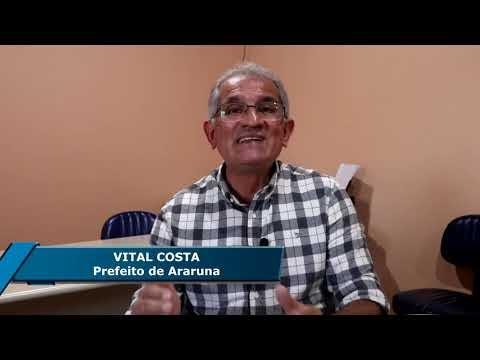 Prefeito de Araruna anunciou que vai avançar na vacinação contra a Covid-19