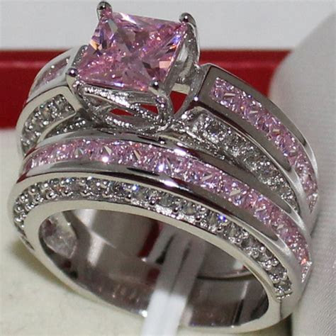 MMDGEM Eternity Engagement Lady's 925 Sterling Silver