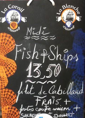 Fish and Ships