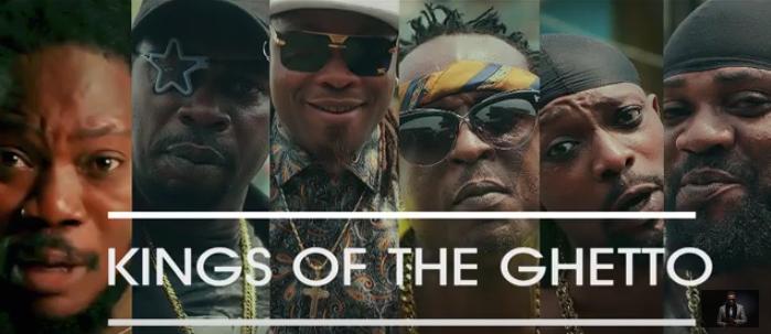 VIDEO: Sound Sultan - Ghetto Love Ft. Ghetto Kings
