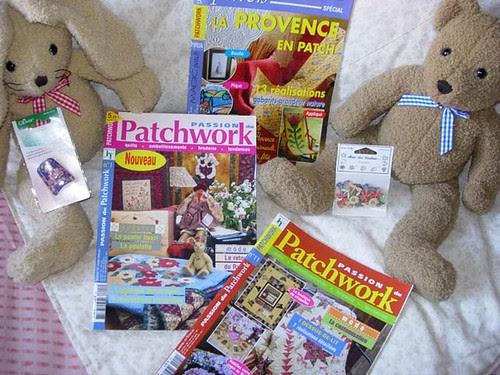Passion du Patchwork y otros