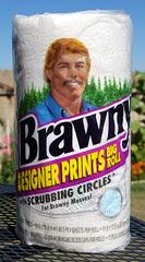 Brawny Paper Towels, 2002