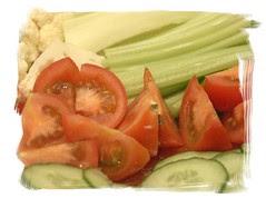 Stock Salad Photo