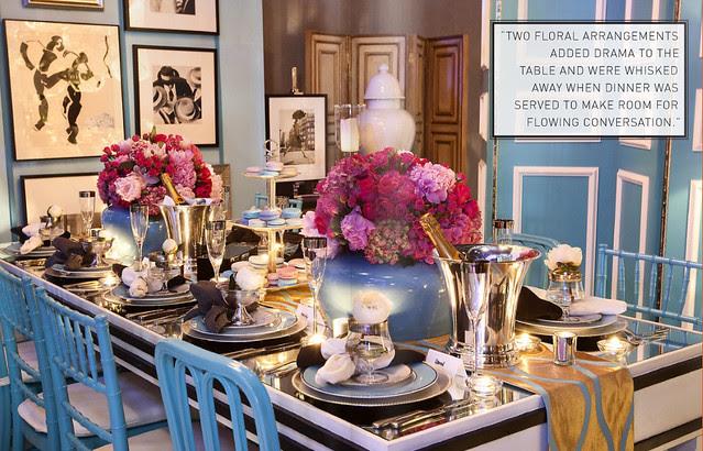 High Gloss table by David Jimenez