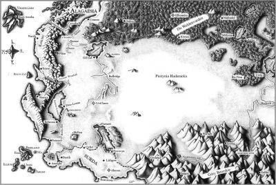 Eragon Karte.Eragon Karte Karte