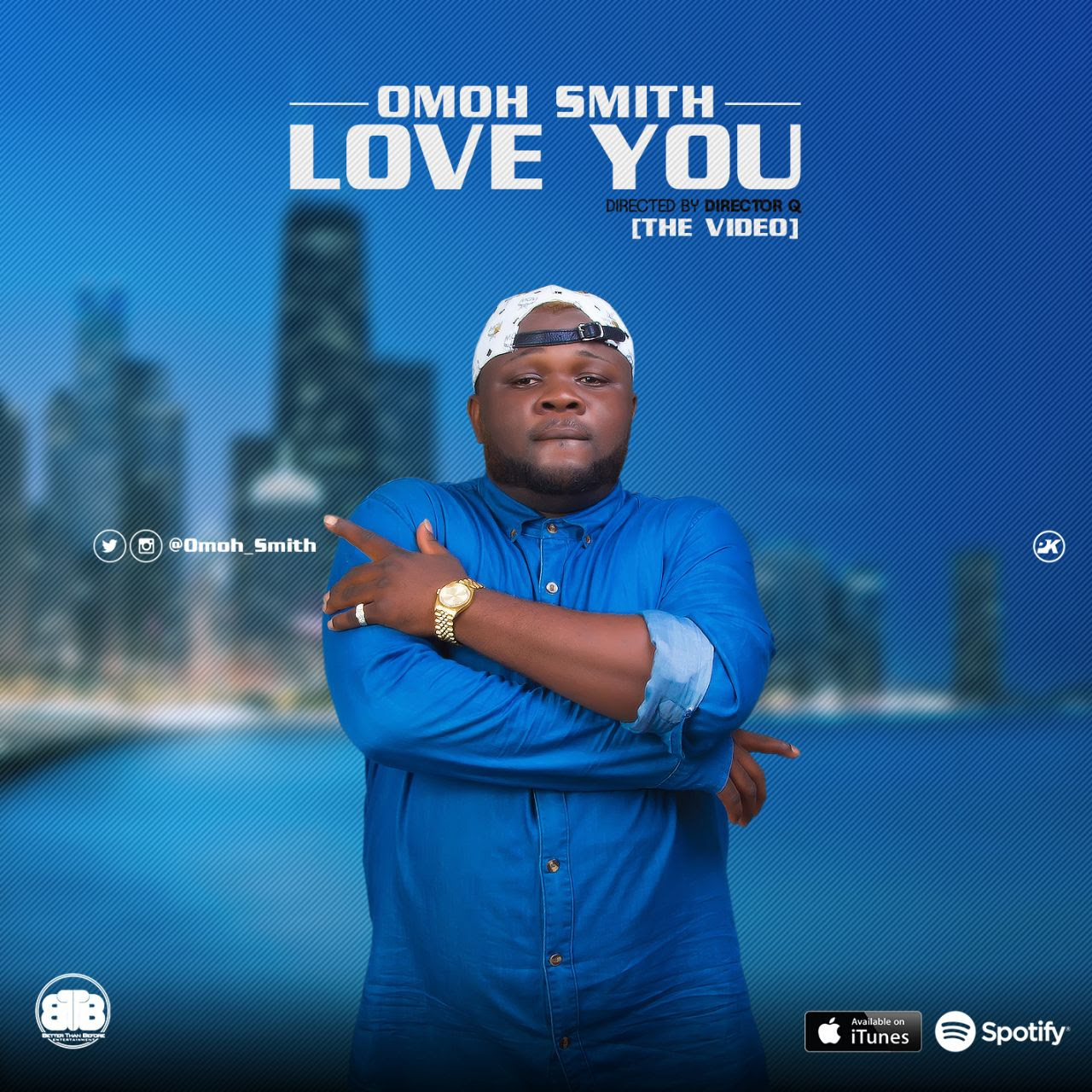 VIDEO: Omoh Smith – Love You