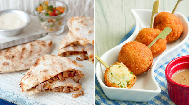 Easy And Delicious Finger Food Recipes