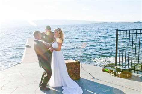 Flathead Lake Lodge Wedding :: Montana Wedding