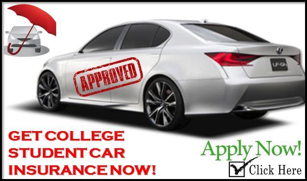Insurance Company: Auto Insurance For Students