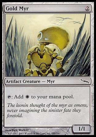 Myr de oro
