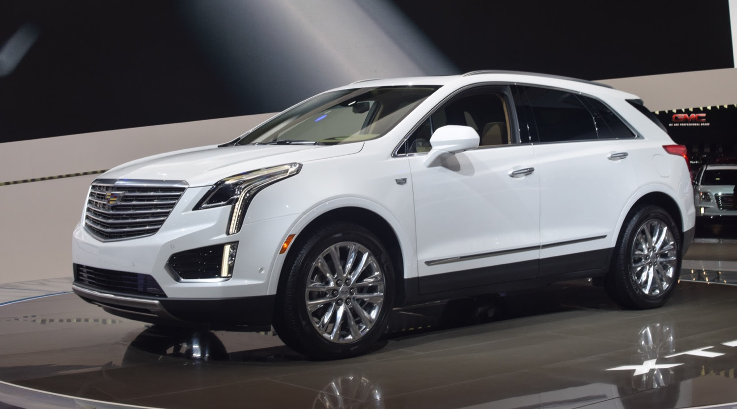 Comparing The Specs Of The 2017 Cadillac XT5 To The Outgoing SRX