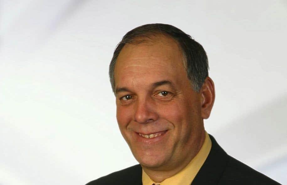 Michel Lavoie, en 2003