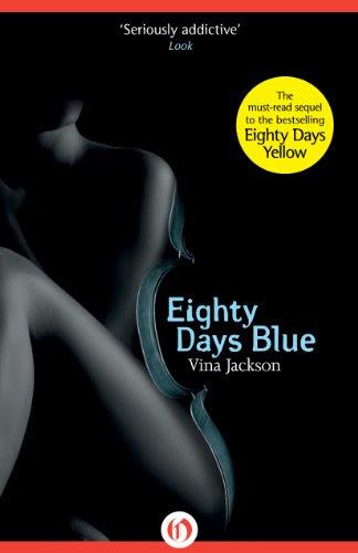 Eighty Days Blue (The Eighty Days Series) by Vina Jackson