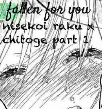 Nisekoi Raku X Chitoge Lemon