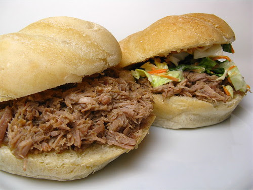 Chipotle Lime Pulled Pork