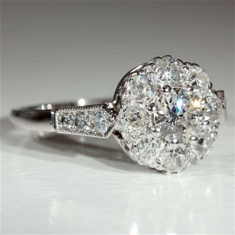 Tips for Purchasing an Antique Art Deco Engagement Rings