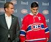 Si Max Pacioretty semble avoir compris l'importance de s'adresser aux partisans du Canadien en français, c'est grâce à Geoff Molson.