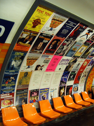Ads at Trocadero
