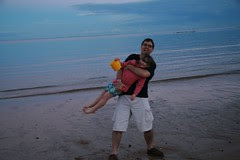 Crazy Dad and Patient Daughter