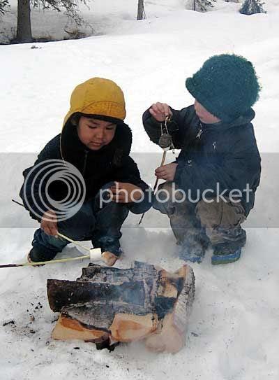 Boys,Jed,Zeke,Family,Campfire