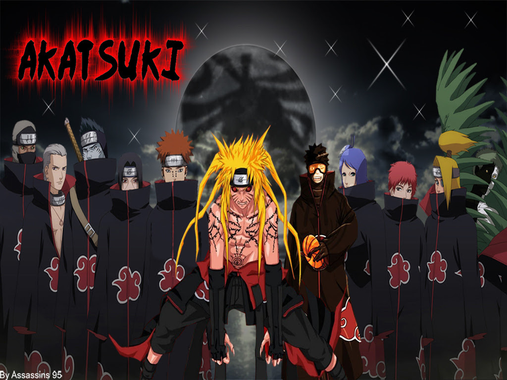 naruto akatsuki wallpaper part 2