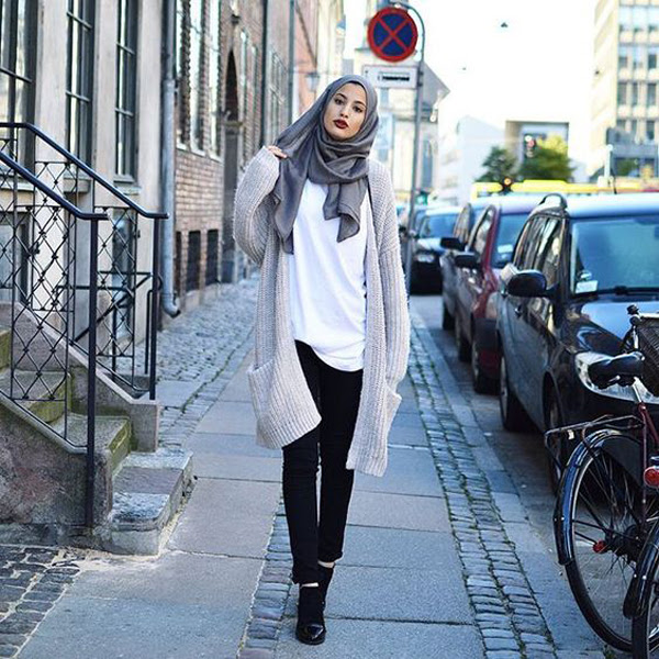 35 trendy and fashionable hijab style for teens