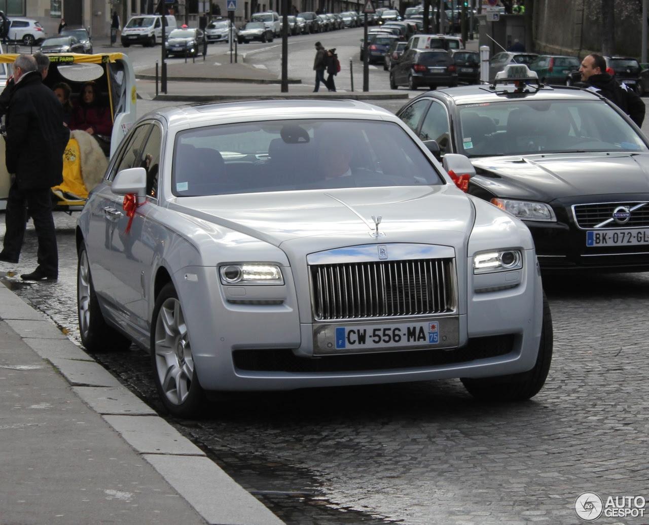 Rolls-Royce Ghost 2