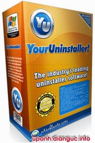Your Uninstaller Pro Final Full - Phần mềm gỡ bỏ ứng dụng chuyên nghiệp