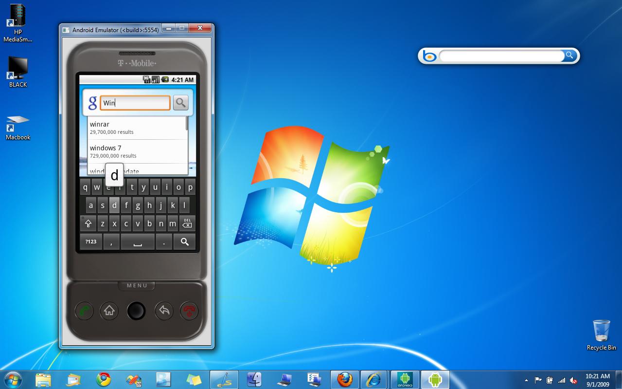 Эмулятор windows 7 на андроид скачать.