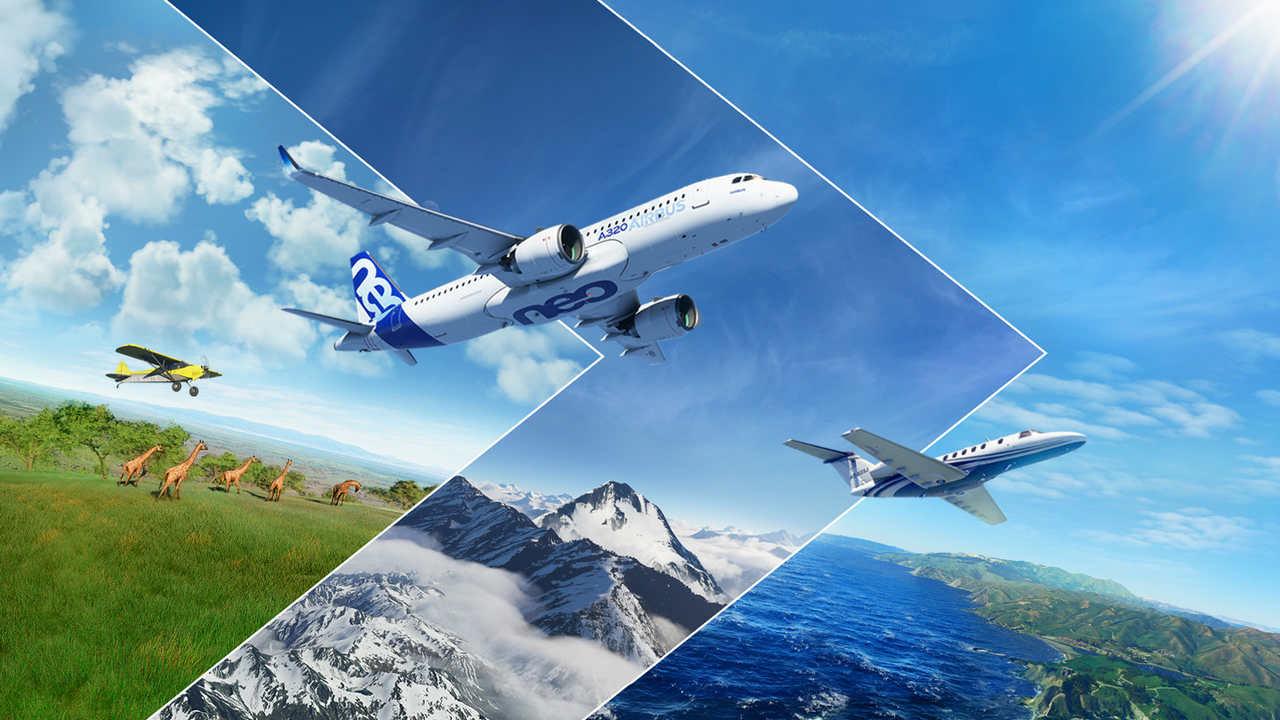 Flight Simulator. Image: Steam