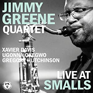 Jimmy Greene - Live At Smalls  cover