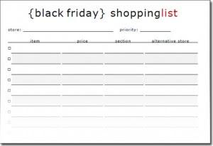 Image result for black friday plan