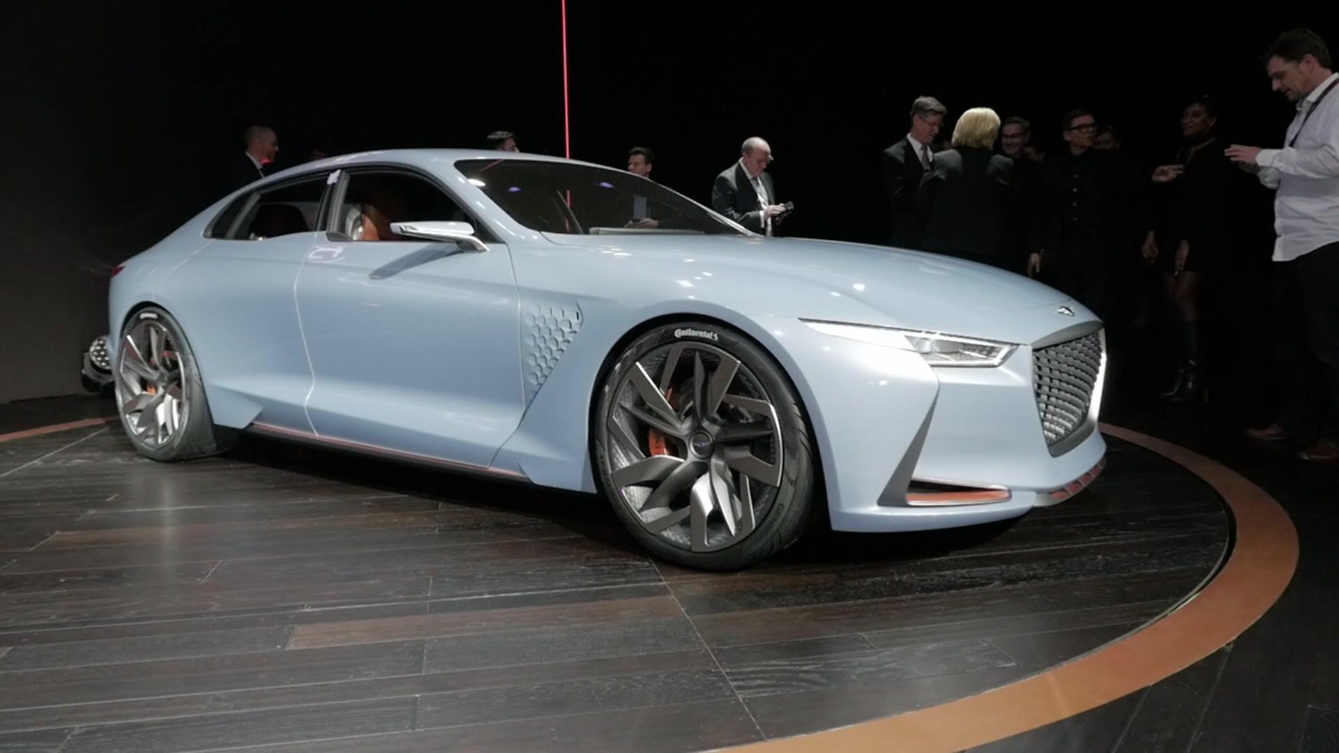 Hyundais Genesis luxury brand not going to Europe this decade  Autoblog