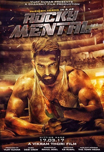 Rocky Mental 2017 Punjabi 720p WEB-DL 950mb