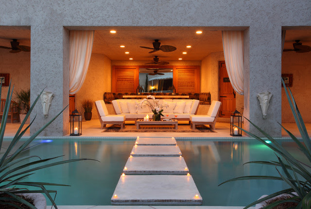 Outdoor Living - contemporary - patio - miami - by Brown's
