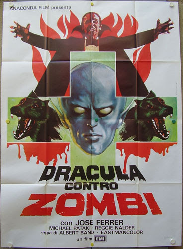 dracula vs zombi