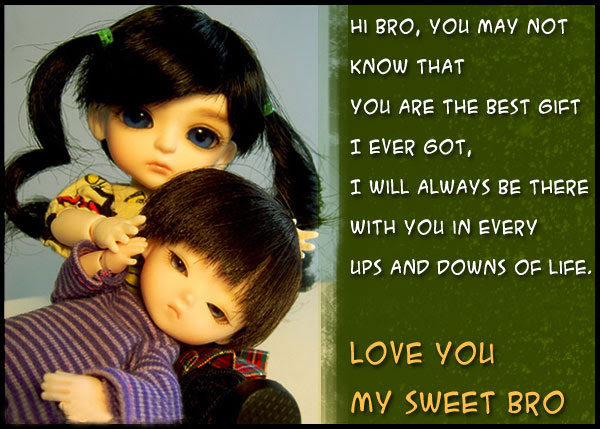 Quotes About Sweet Brother 33 Quotes