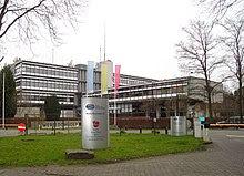 Sede da Rádio Nederland em Hilversum
