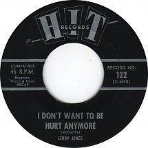 45cat Leroy Jones I Dont Want To Be Hurt Anymore People Hit