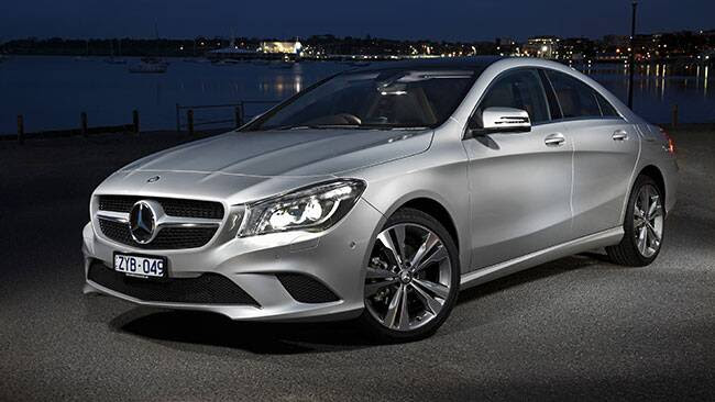 Mercedes-Benz CLA200 review | first drive | CarsGuide