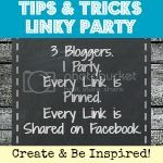 Tips & Tricks Linky Party