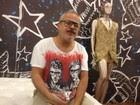 No AP, Ronaldo Fraga diz que arte regional pode virar tema de coleção