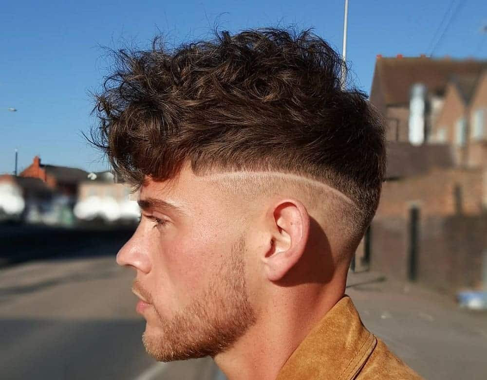 The Best Fade Haircuts for Men With Line (2020 Trends)
