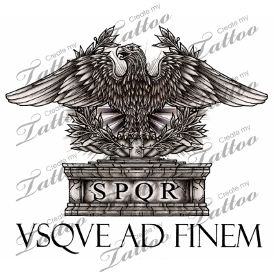 Strength Honor And Loyalty Latin D