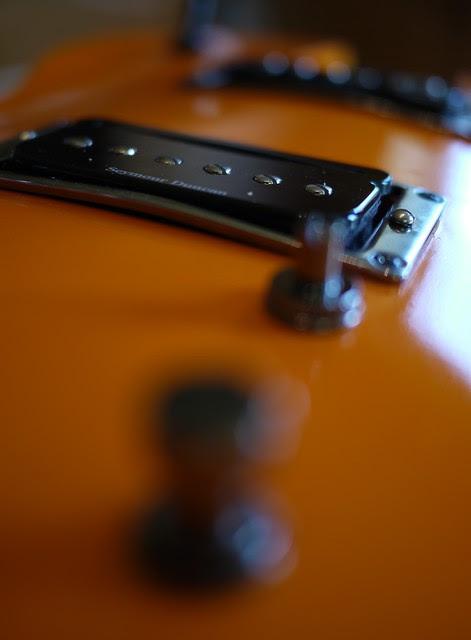 Guitar construction