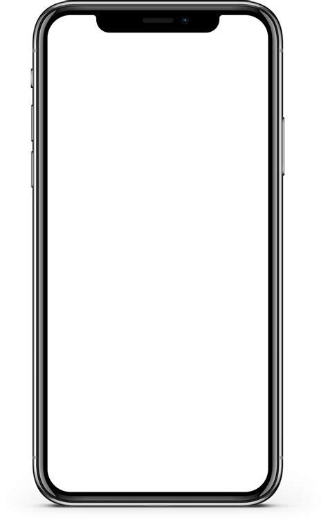 hd  iphone  screen mockup transparent png