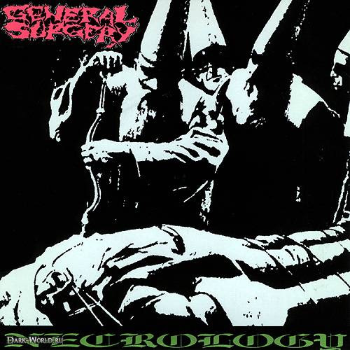 General Surgery - Necrology Album Cover