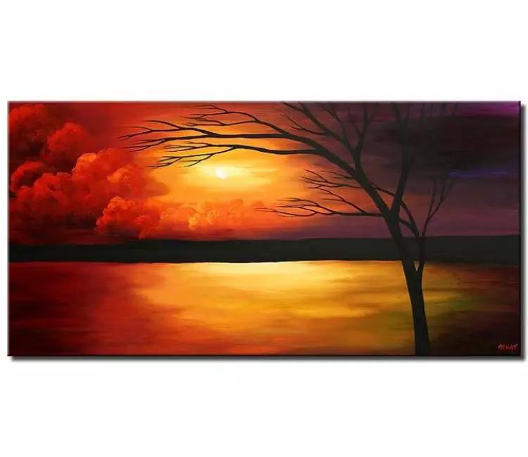 Sunset Paintings