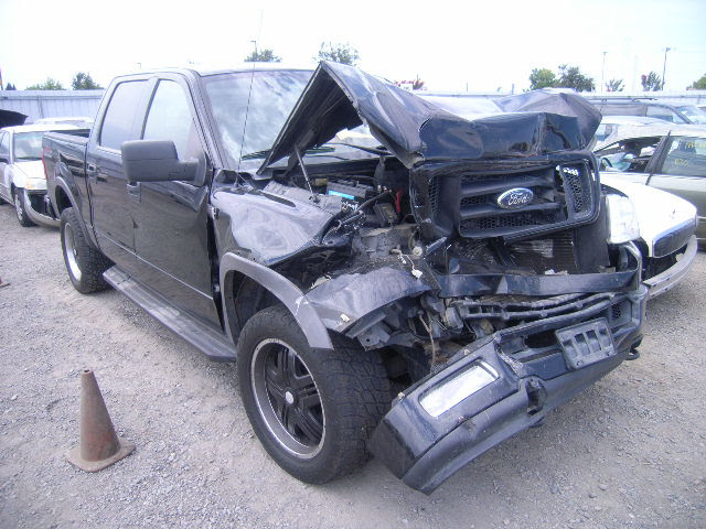 Used Parts 2005 Ford F150 Fx4 54l V8 4r75w Automatic