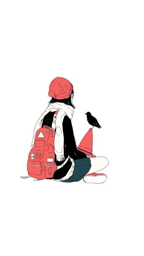 lofi art girl     anime art anime art